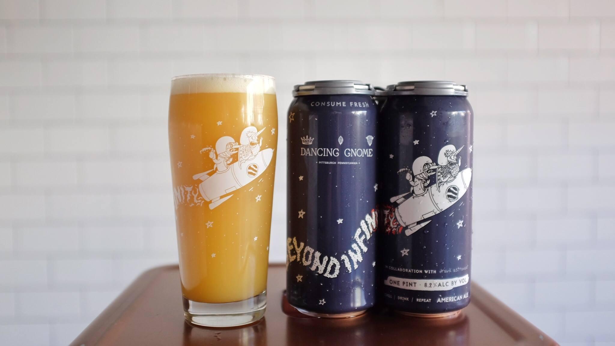 photo - dancing gnome beer