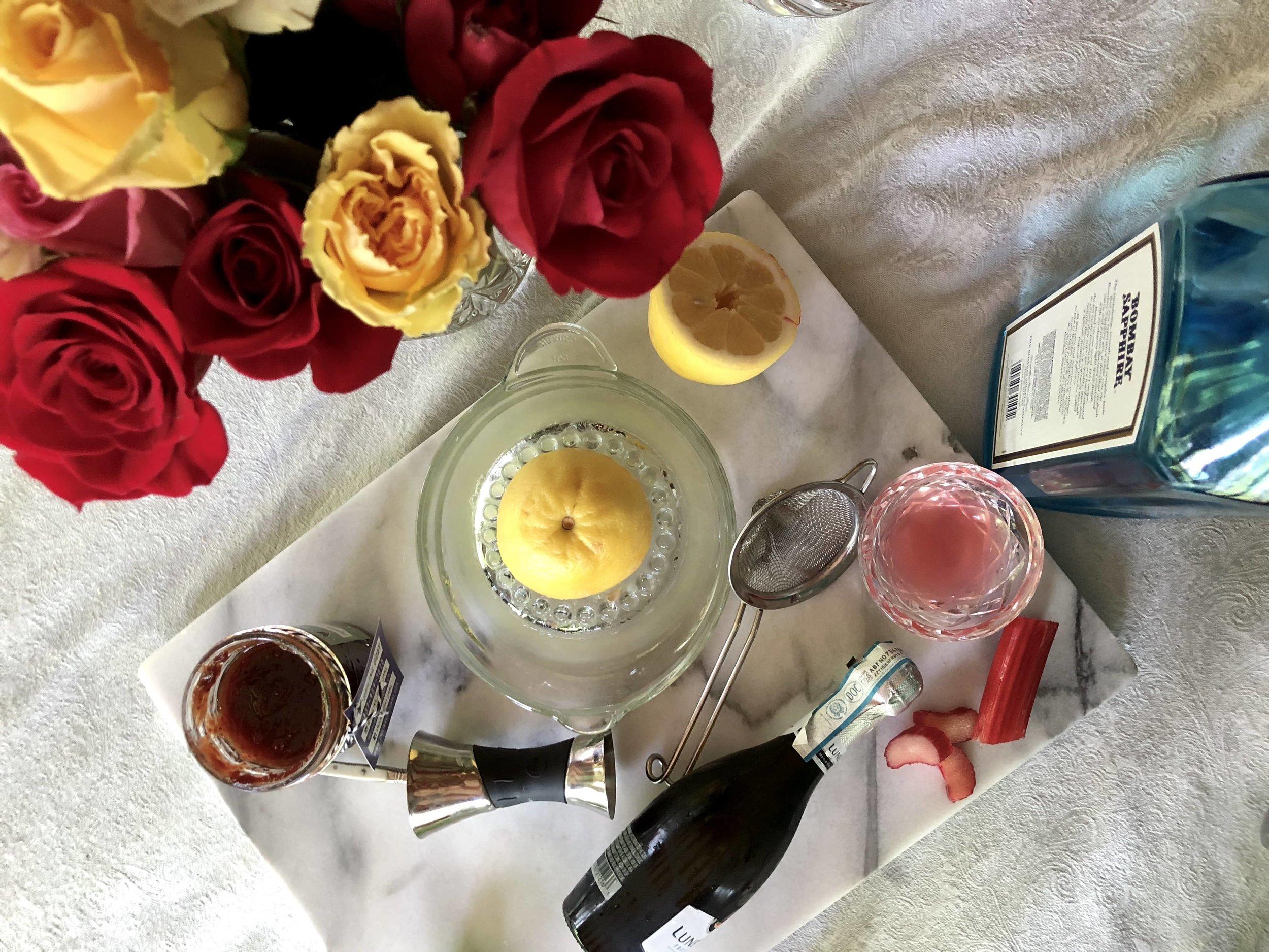 royal wedding cocktail