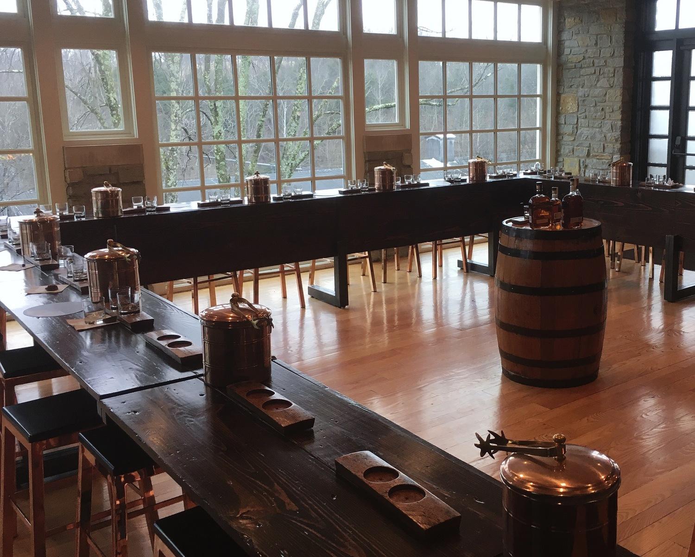Woodforde Reserve Tasting Room