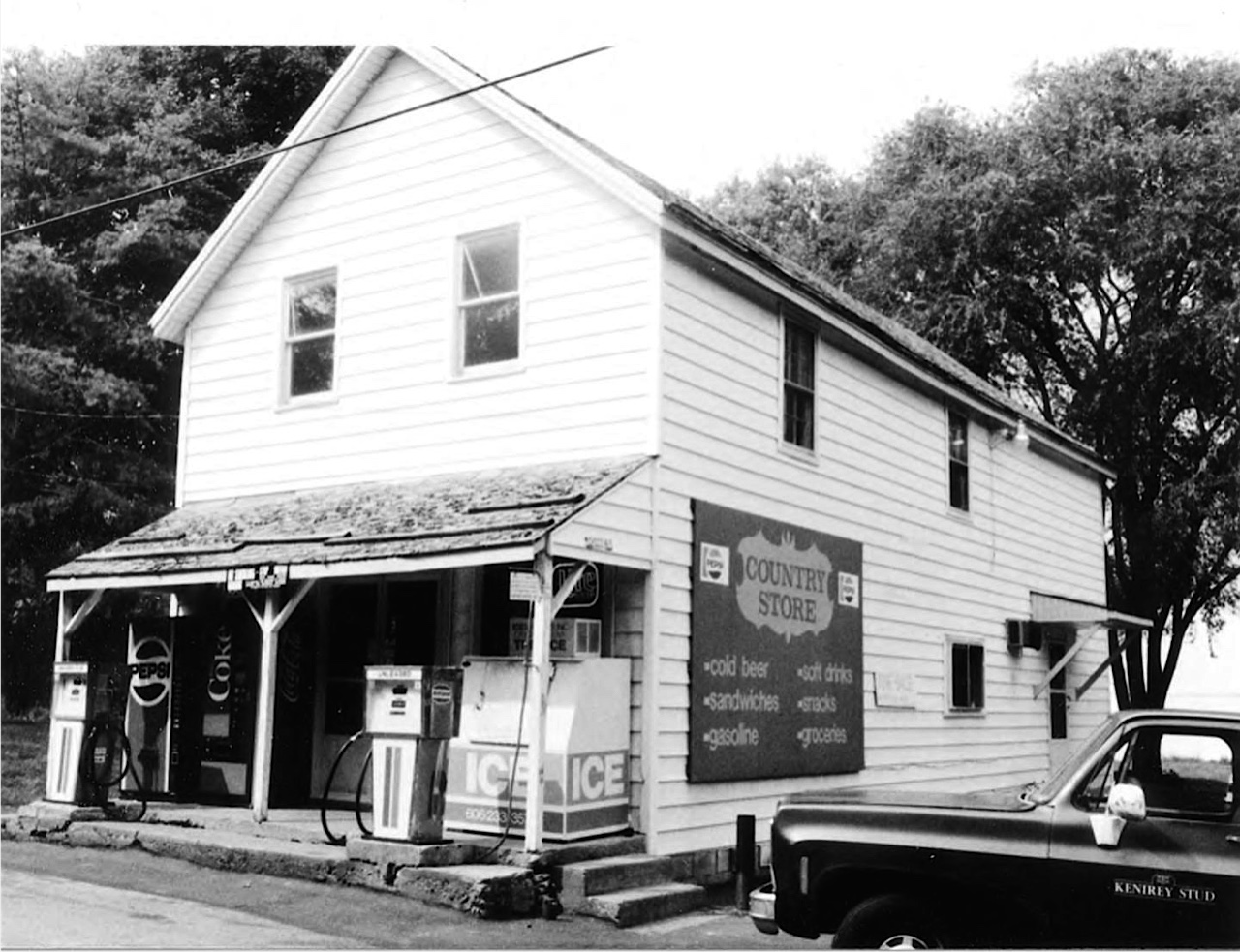 Photo ca. 1992-National Register of Historic Places    via Wallace Station website