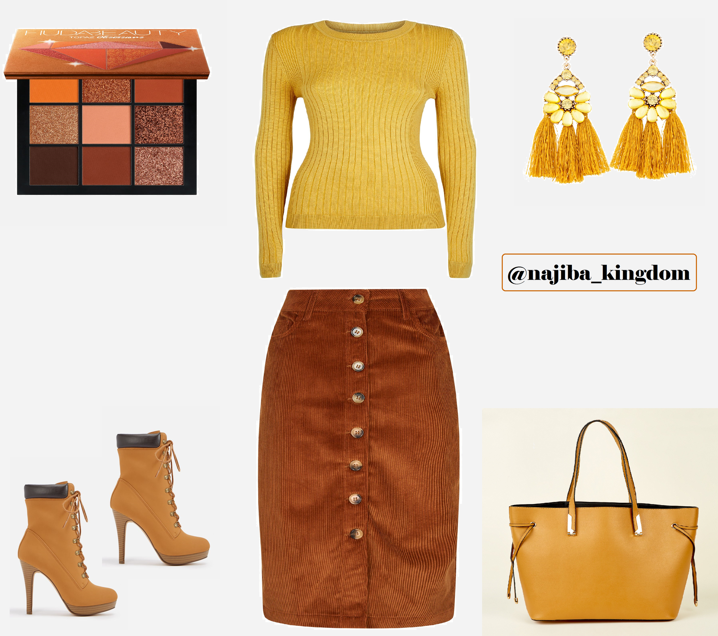 New Look Style Inspiration - Winter look - just fab boots