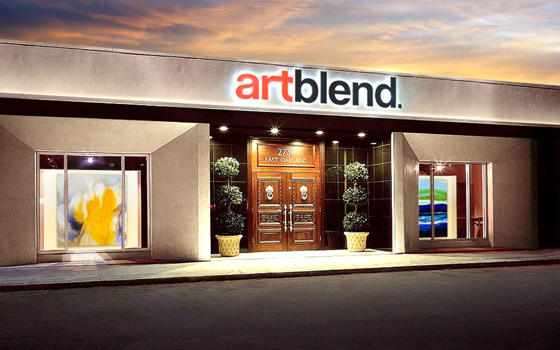 artblend gallery Barbara Tyler Ahlfield