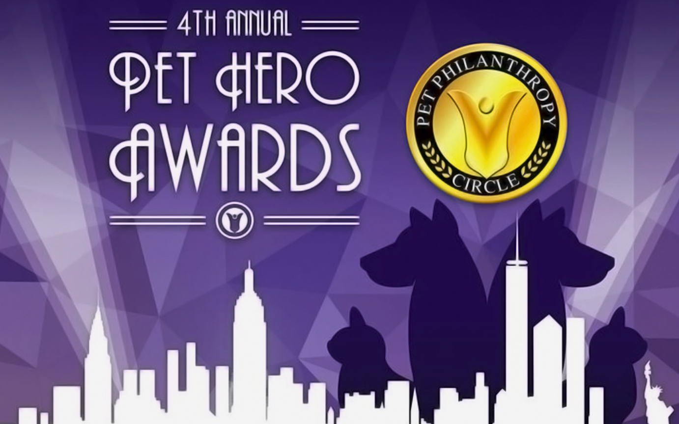 pet hero award Barbara Tyler Ahlfield