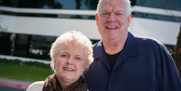 Wayne & Diane Tesch, Founders
