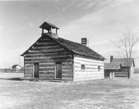 Ohio's first schoolhouse was built in 1772 in New Philadelphia, Tuscarawas County