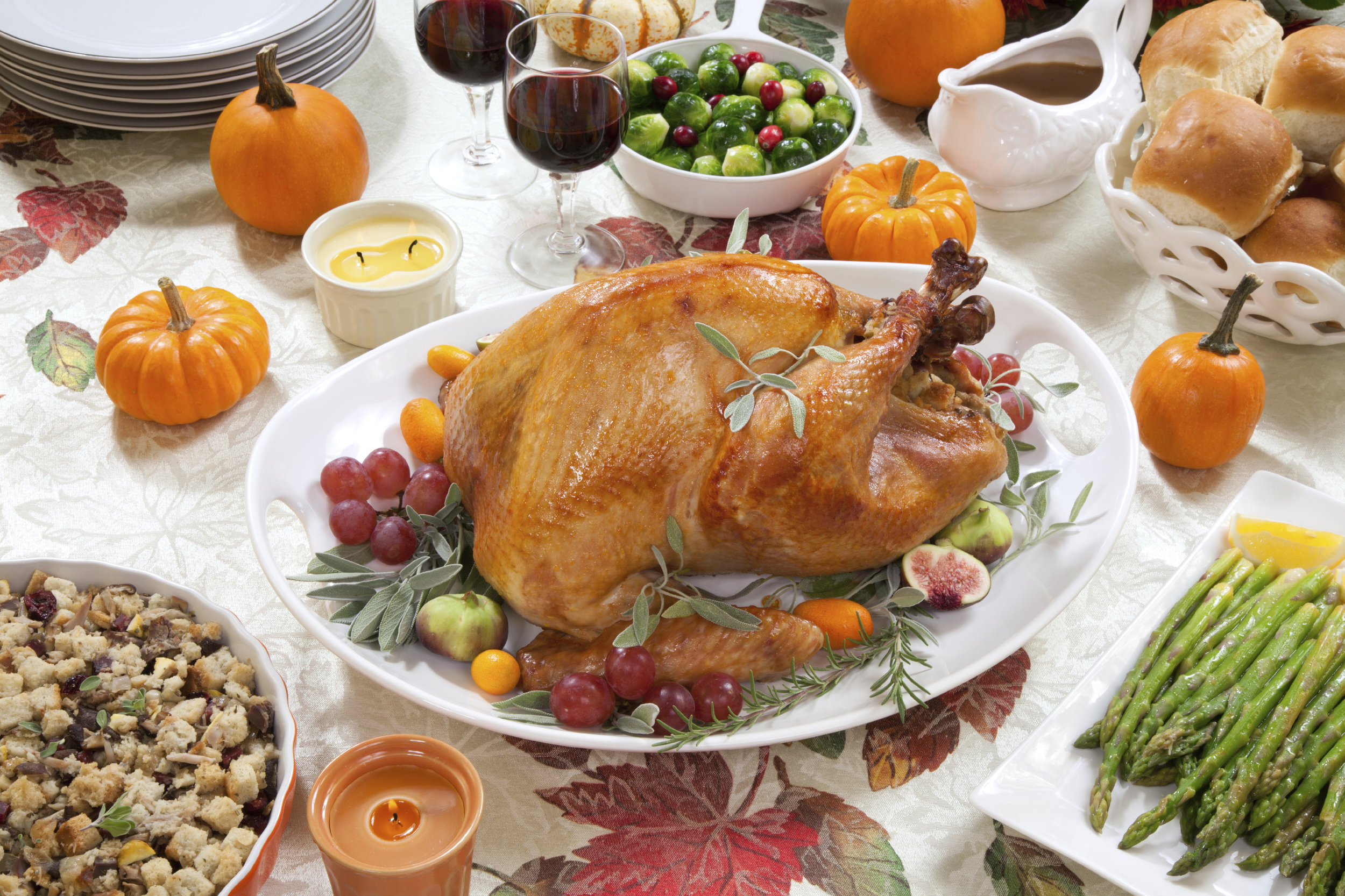 healthy and simple thanksgiving recipes