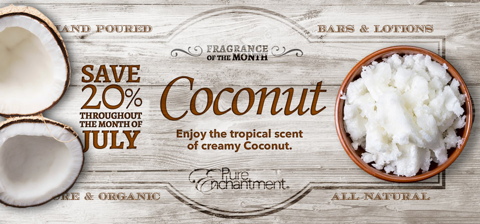 all natural coconut skincare
