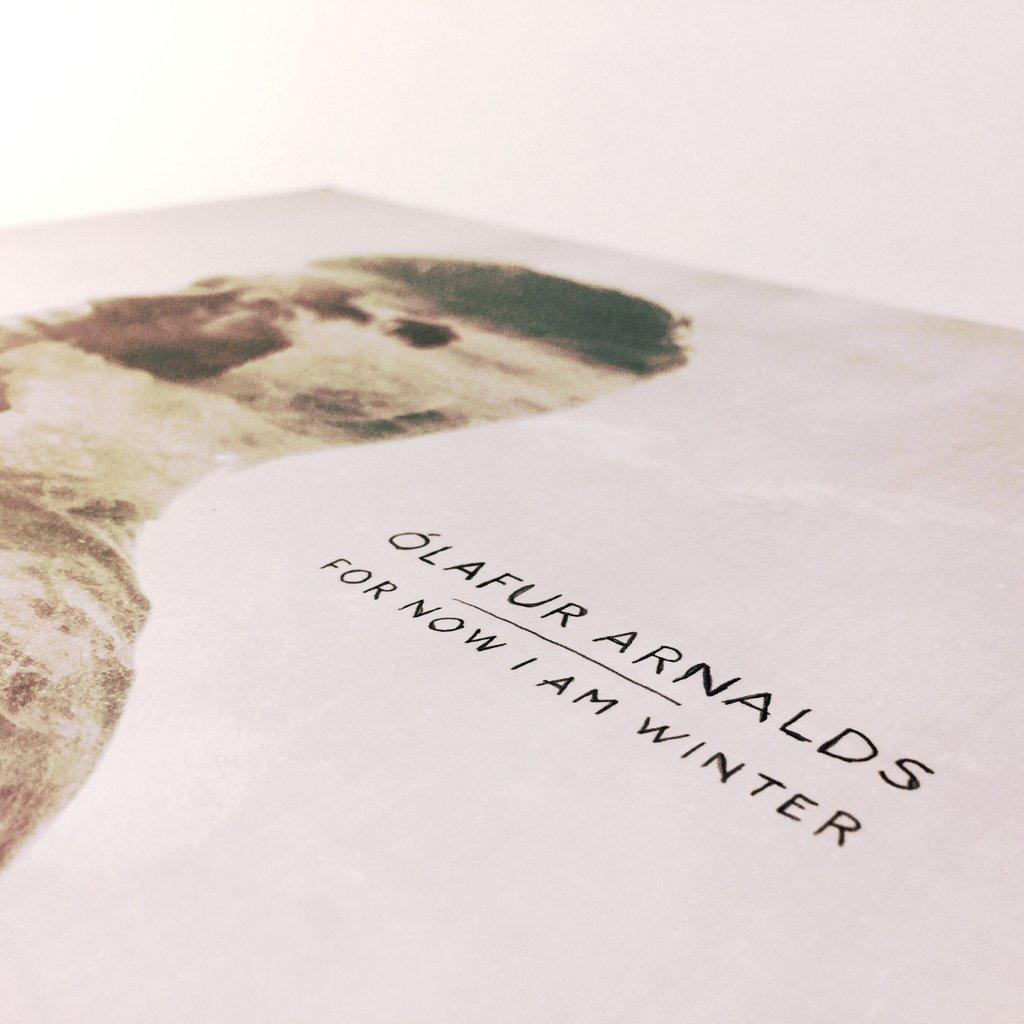 Olafur Arnalds • For Now I Am Winter [LP]