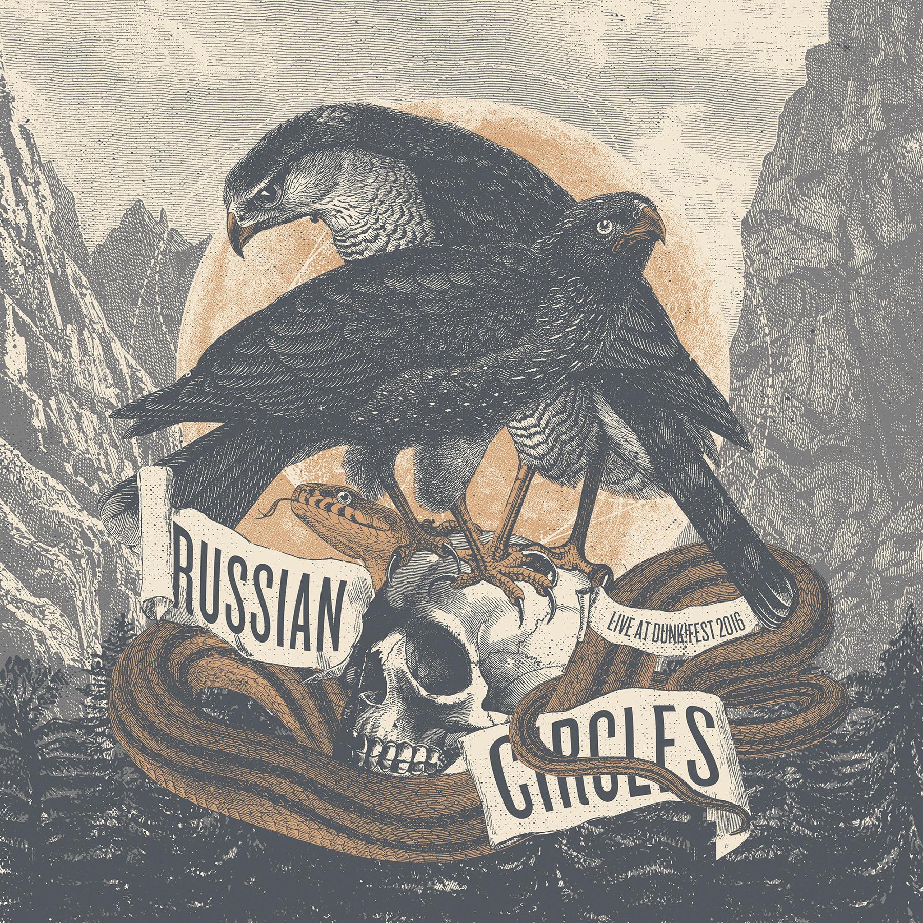 Russian Circles • Live at dunk!fest 2016 [2xLP]