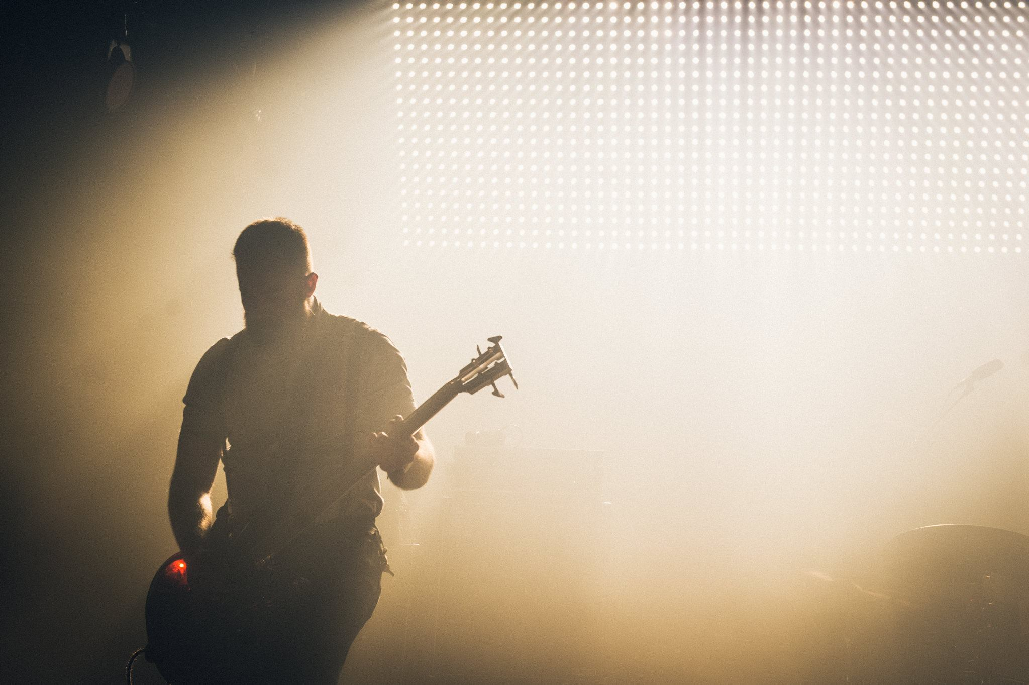 Russian Circles at dunk!festival2016 by Davy De Pauw