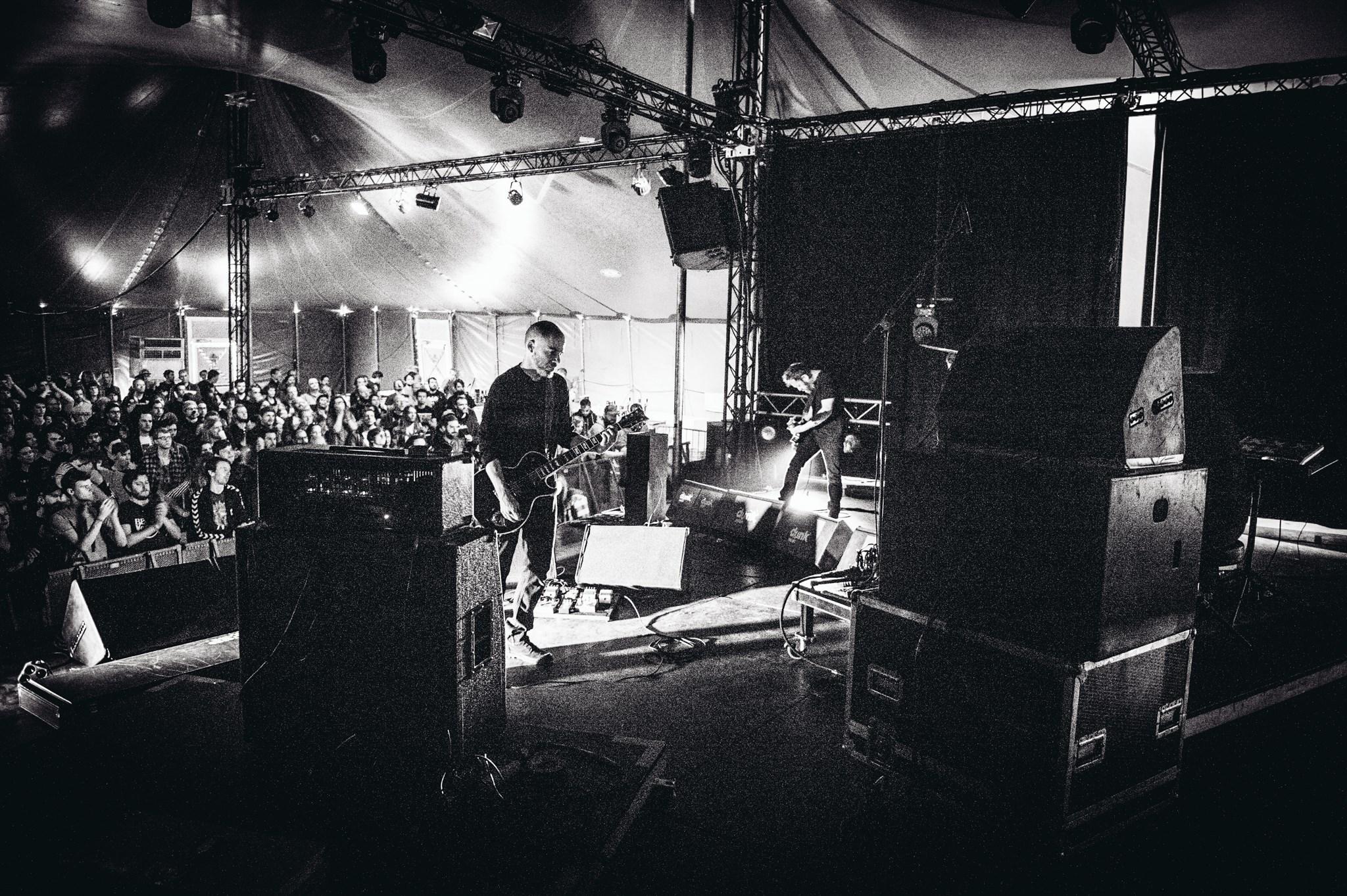 Hemelbestormer @dunk!festival 2015. Photo: Davy De Pauw