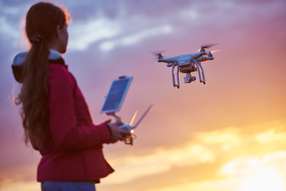 #7 - Drones are the future.  No doubt about it.  They will not be used for just simply taking pictures, but will have so many more applications.  The youth of today will be the drone pilots and engineers of the future.