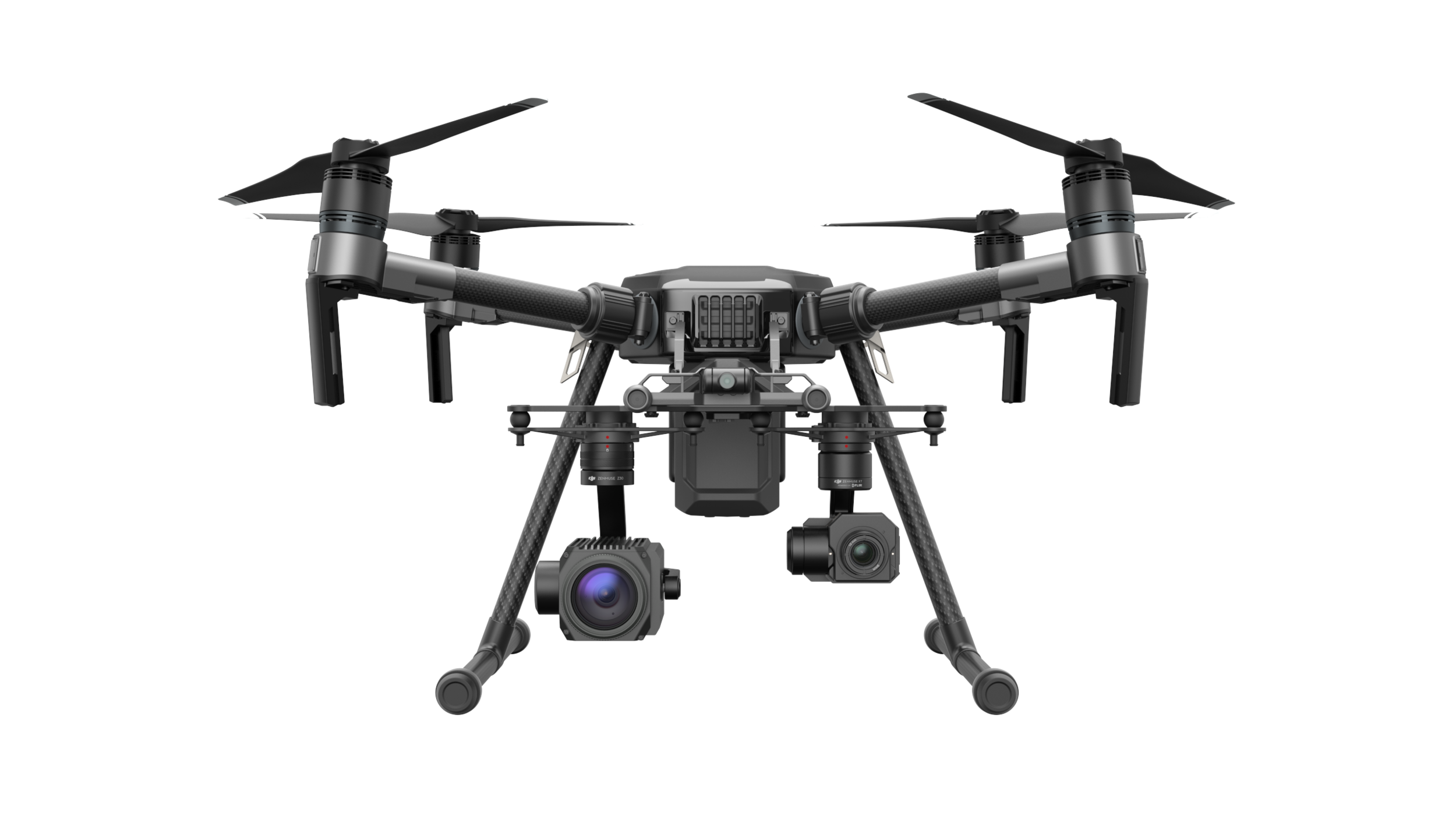 DJI Matrice is the workhorse drone of the DJI family.