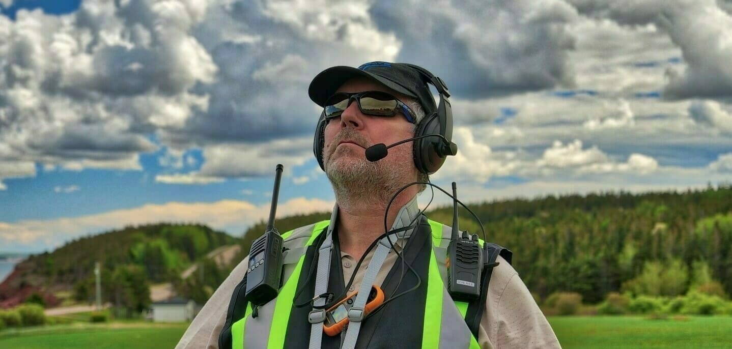 Lee Dodson, Instructor, Flight Reviewer, and Pilot-In-Command