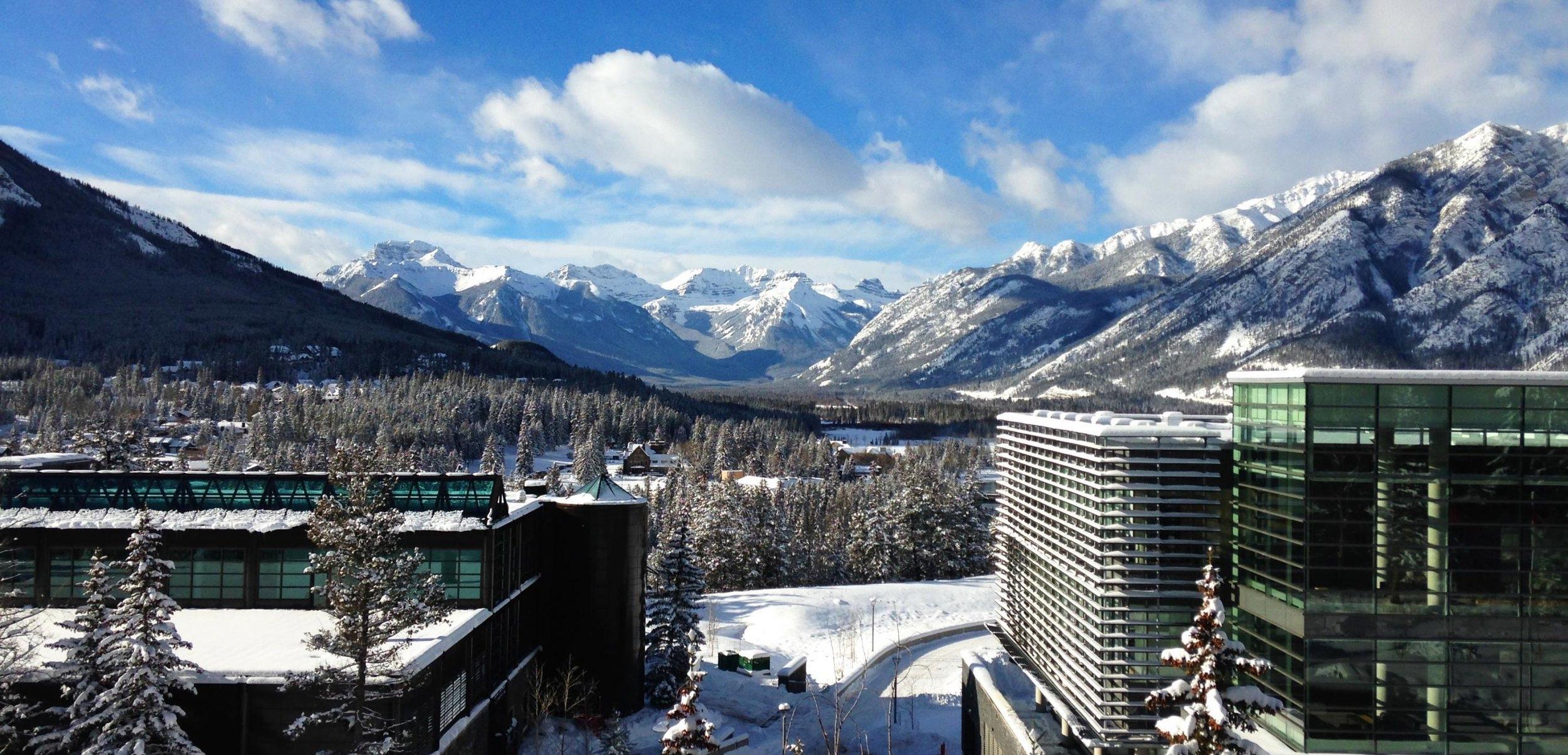 Banff Centre Campus.