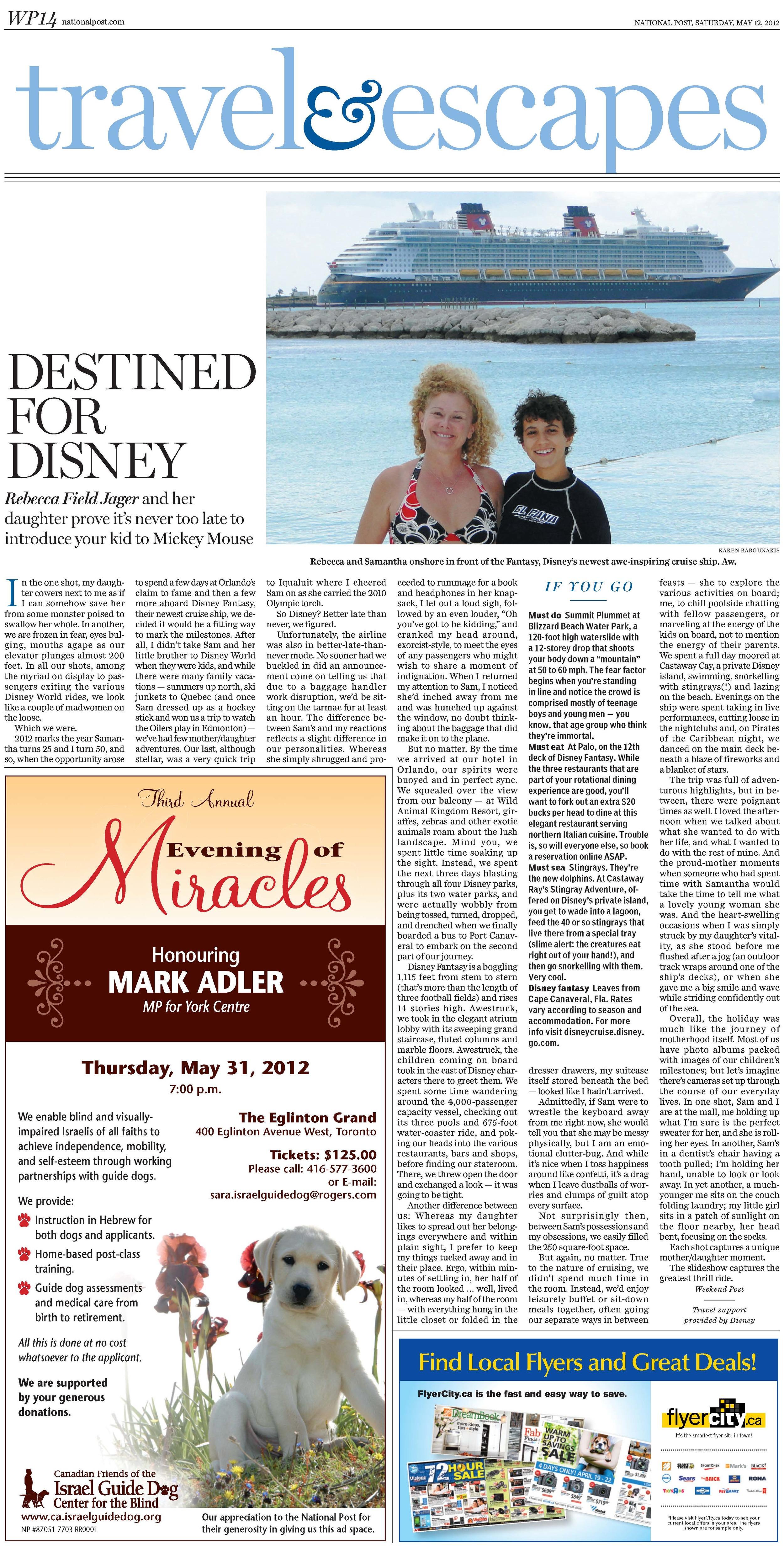 National Post - May 2012