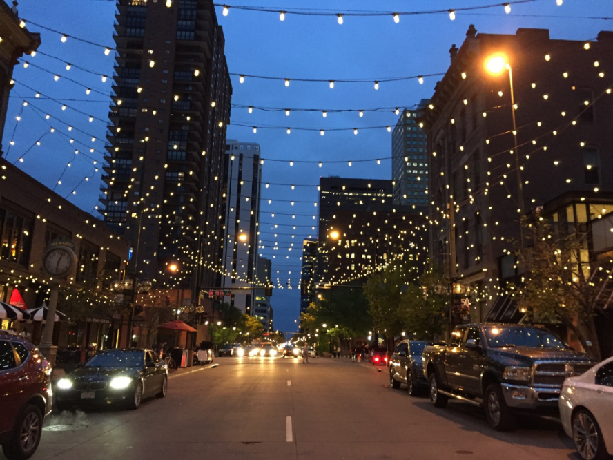Larimer Square plays a huge role in Denver's vibrant culinary and nightlife scene.