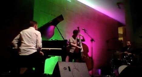 EP Trio at The Guggenheim, Bilbao