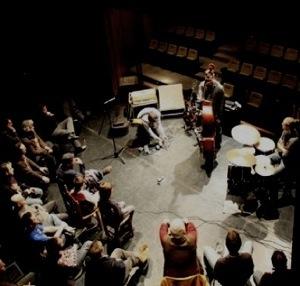 Edward Perez Trio masterclass in Spain