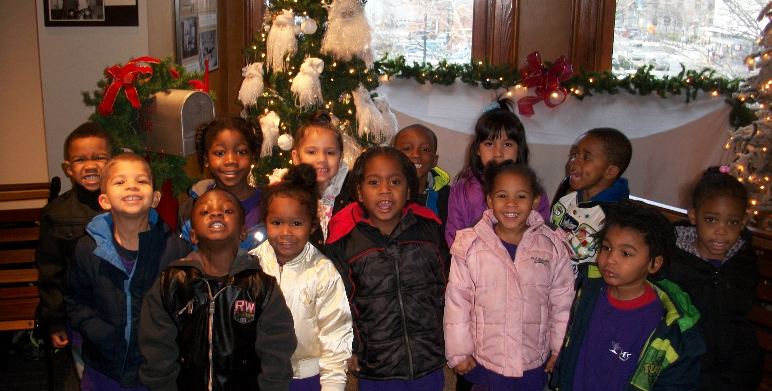 Holiday Field Trip