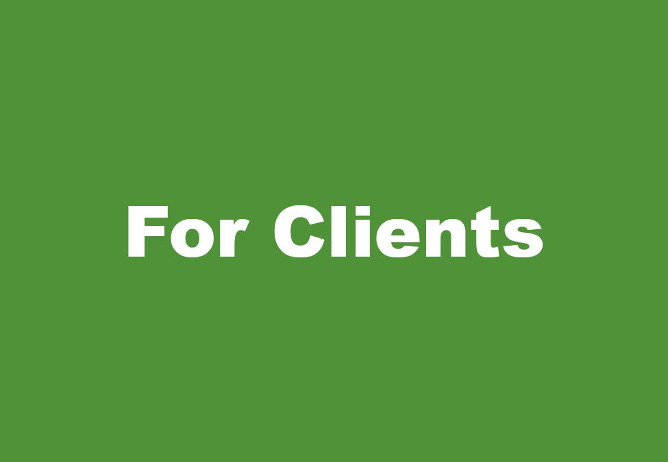 For Clients