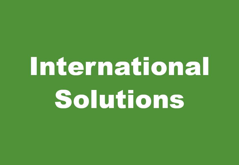 International Solutions