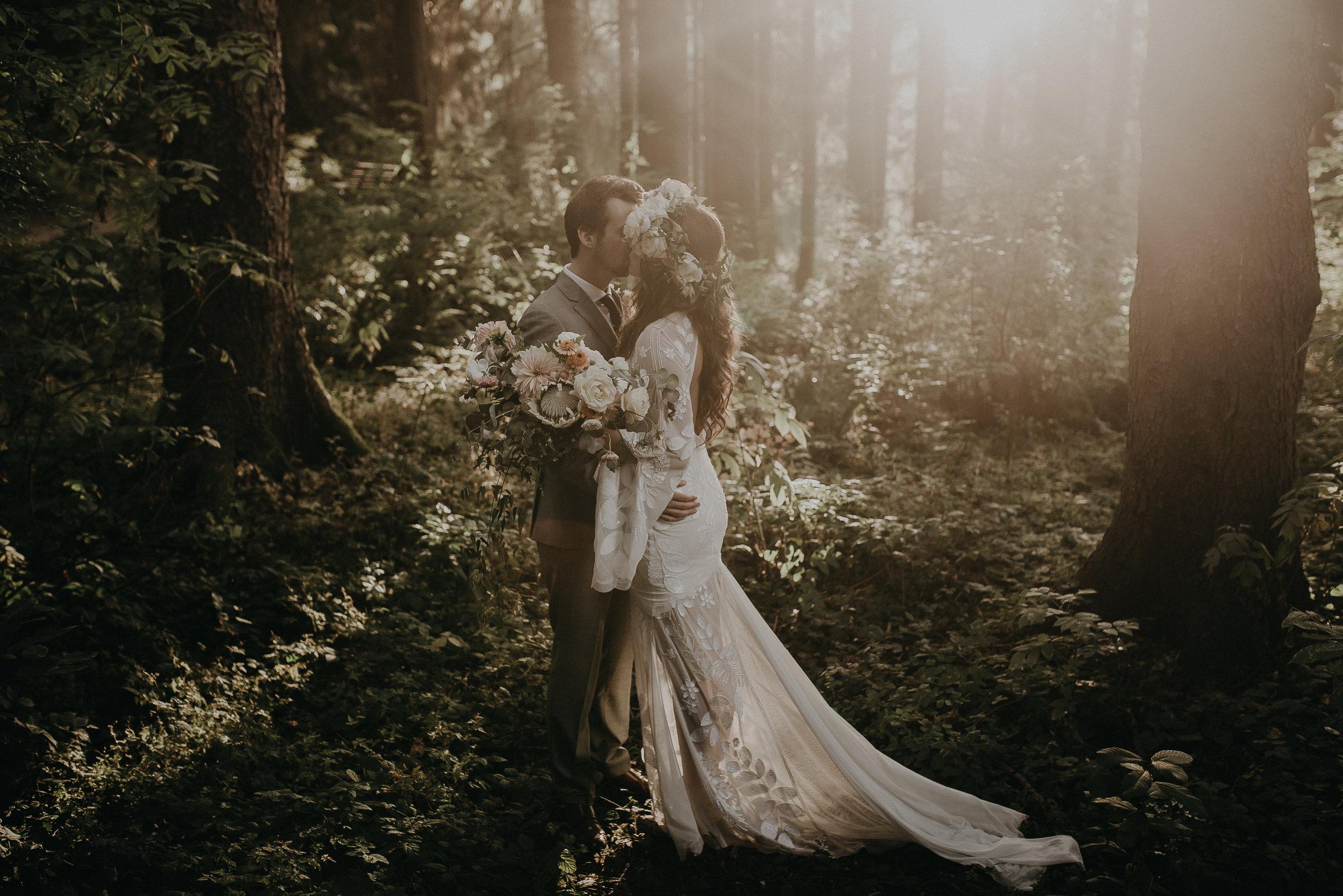 Taryn & Colin - Portland, Oregon