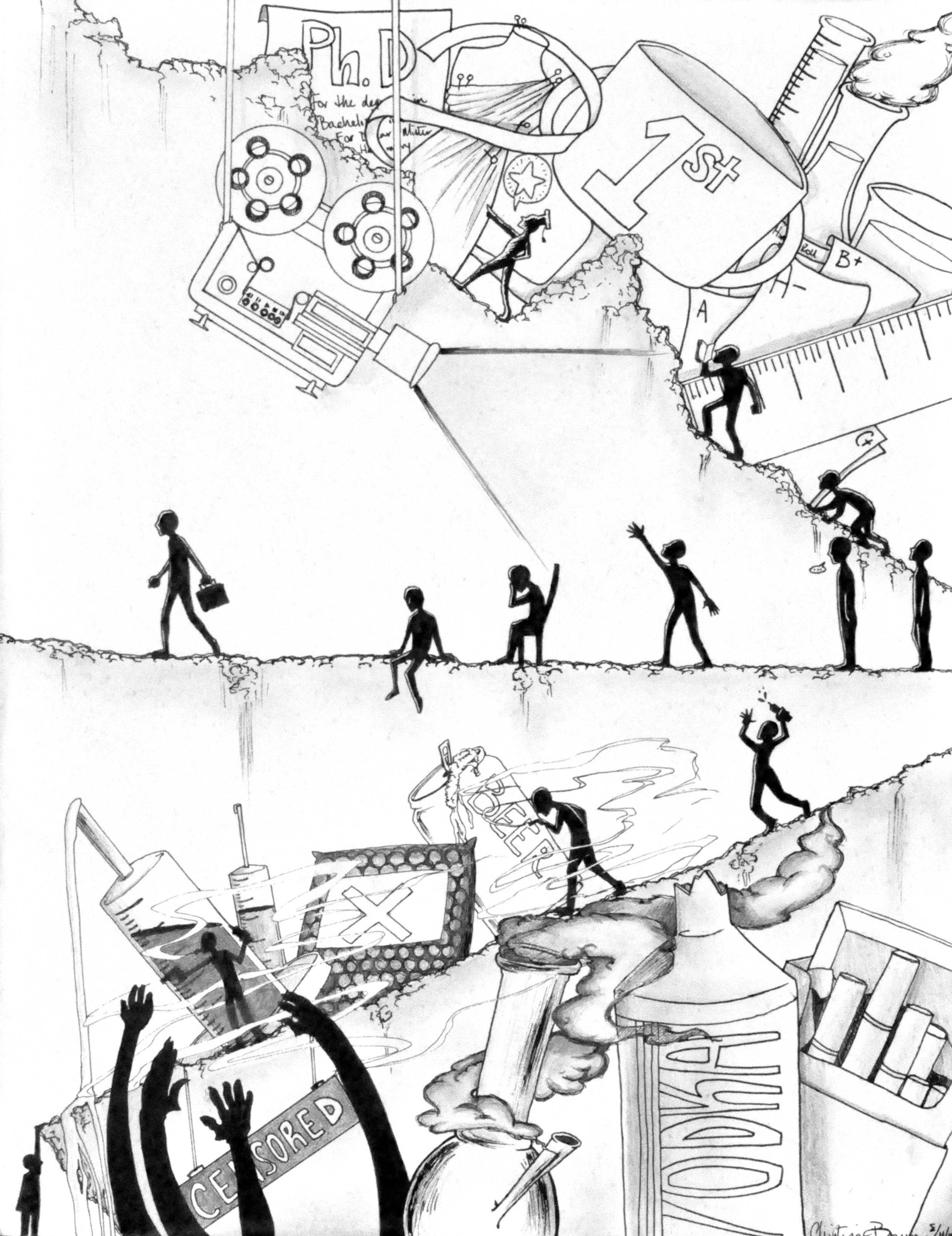 Analog Drawing