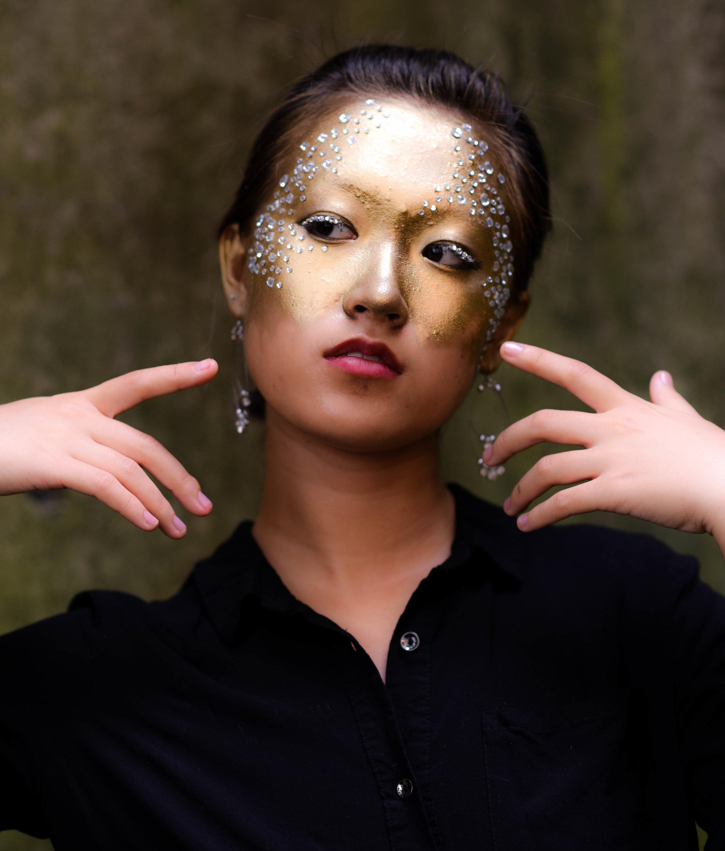 Makeup Design: Greed