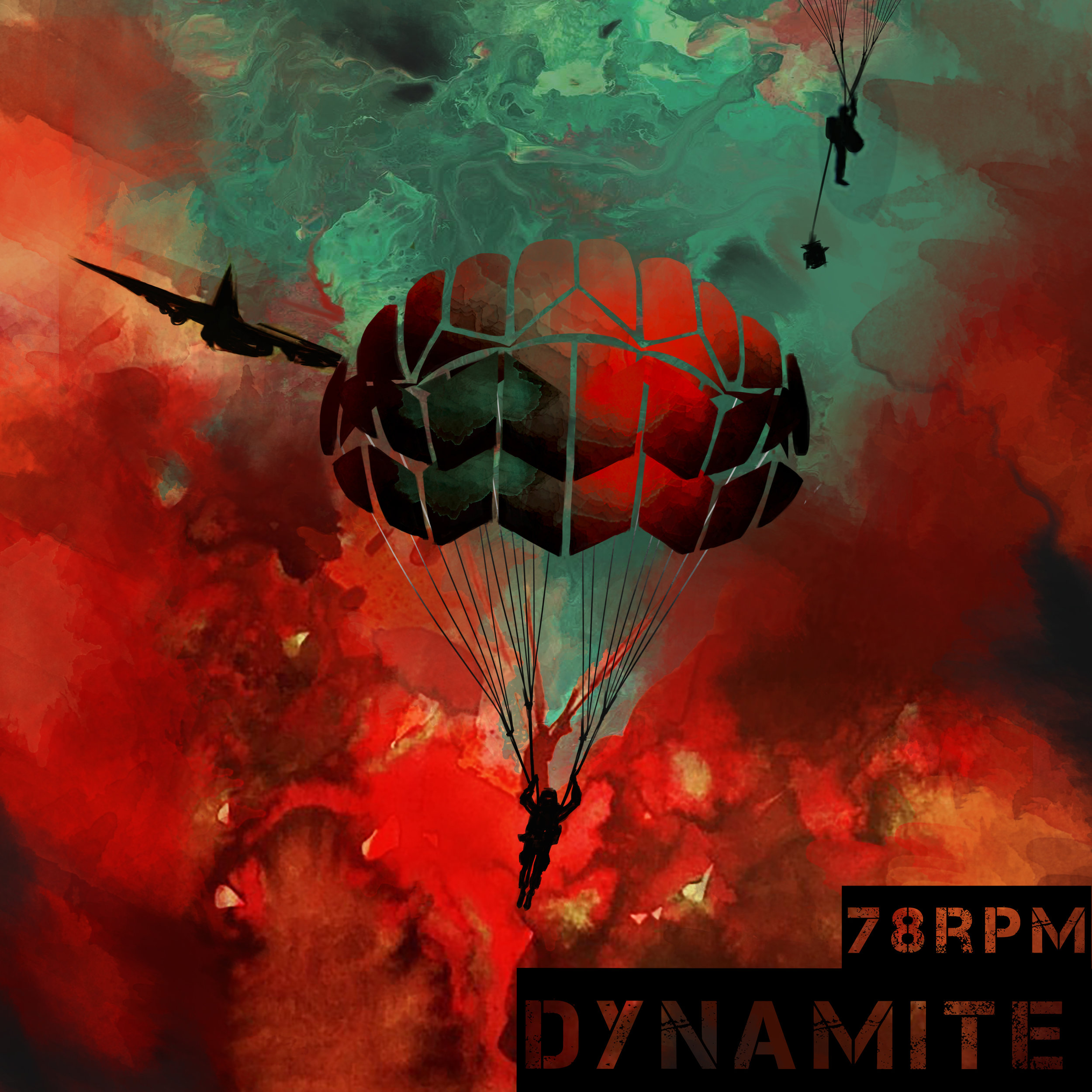 78rpm's Dynamite - Dropping May 2017