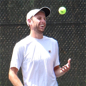 Sam burns - director of fundraising, co-secretary  Sam played tennis competitively as a junior and at Davidson College. As a Director of Fundraising at FGTA, Sam is focused on finding ways for local businesses to become more involved in tennis at Fort Greene Park.