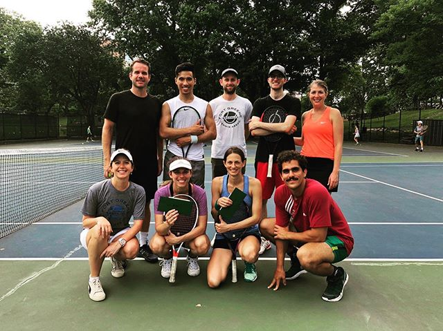 Register for the annual Fort Greene Tennis Doubles Tournament, held on September 14 & 15! There will be three draws - Open doubles, Women's doubles and Mixed doubles. You may enter up to two draws. Register via fortgreenetennis.org. Good luck!