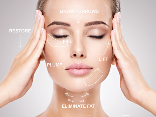 10 Custom Face Treatments - What are your main skin issues? Be it droopy eyelids, acne scarring or normal signs of ageing. We have the latest treatments that will make you look and feel better than ever…Choose from the solutions below for treatment options:-DIMINISH WRINKLES-LIFT & TIGHTEN-ENHANCE OR FILL FACIAL FEATURES & FLAWS-ENHANCE BROWS WITH MICROBLADING-DIMINISH SPOTS, REPAIR & HYDRATE-REDUCE ACNE & SCARRING-REMOVE UNWANTED HAIR-LIQUID NOSE JOB-THREAD LIFT-HYDRO PEEL