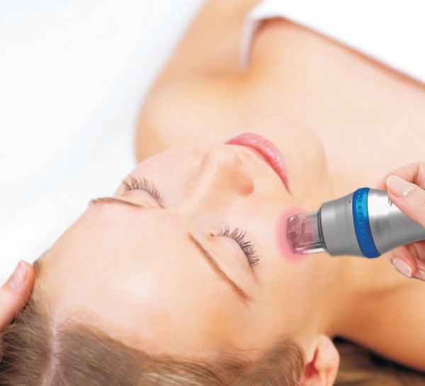Microneedling with RF & PRP