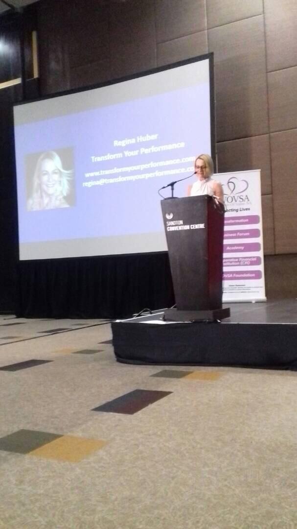 WOVSA Conference, Johannesburg