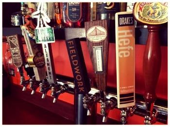 Eddie Papa's Beer Taps