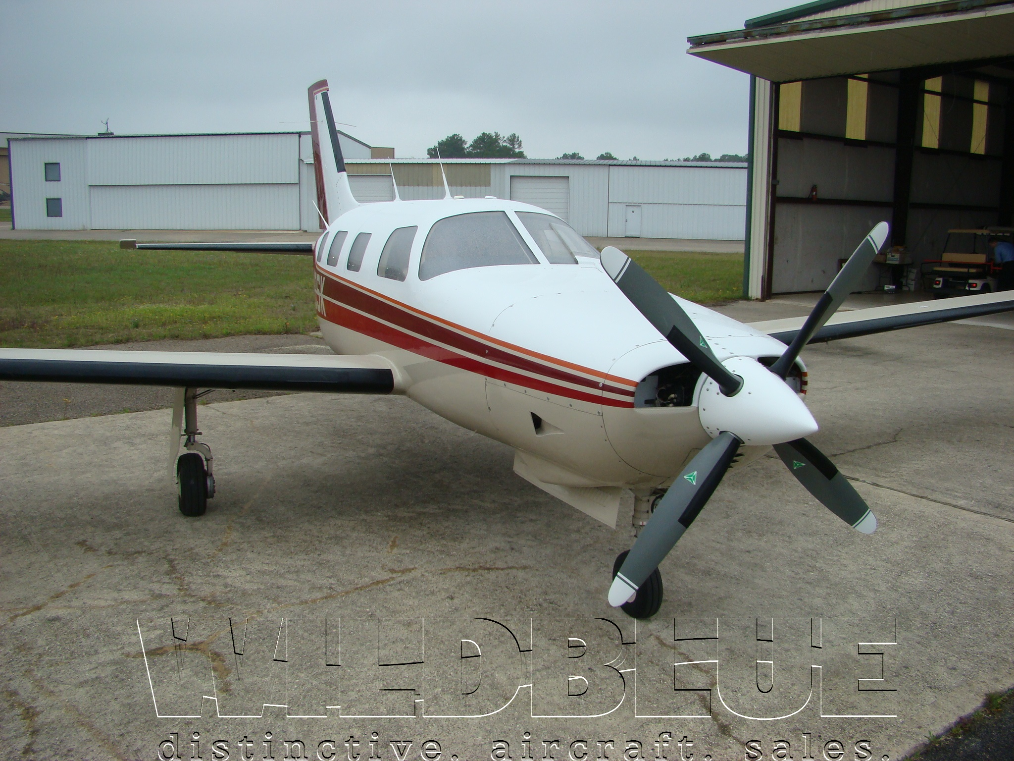 Piper PA46 Malibu