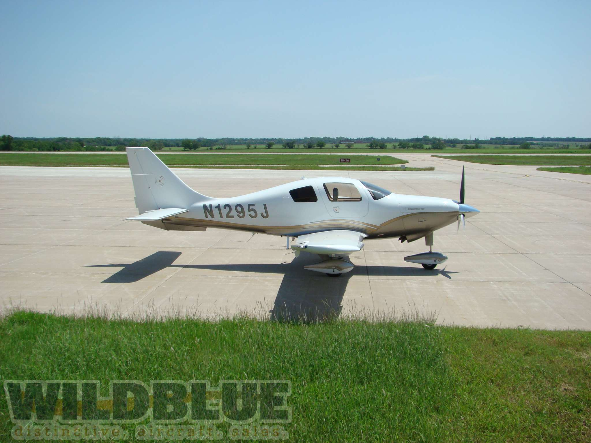 Cessna Columbia 400 SLX