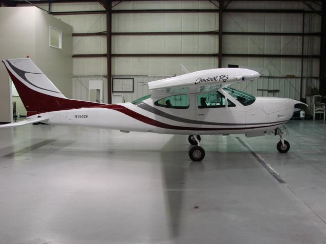 Cessna 177RG Cardinal