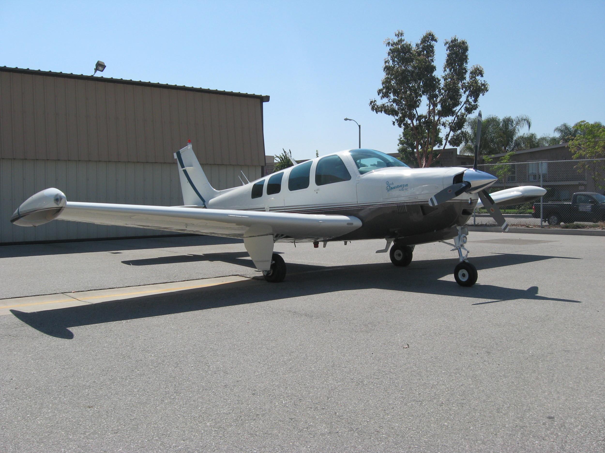 Beech A36TC Bonanza