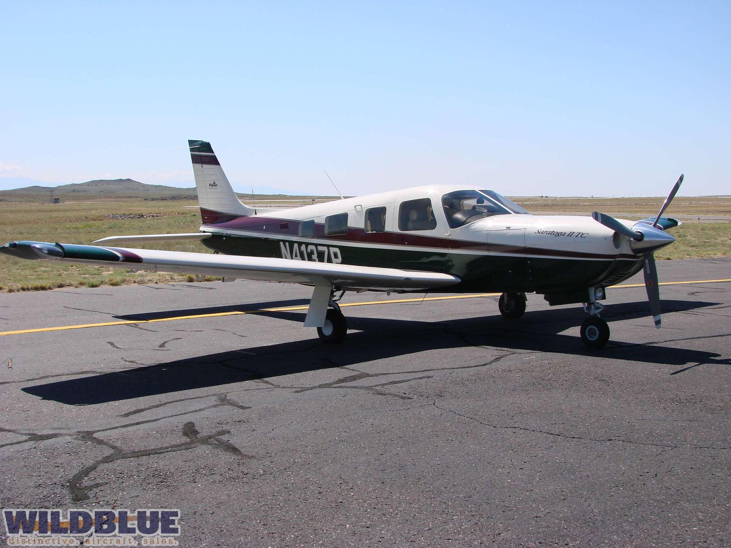 Piper Saratoga II TC
