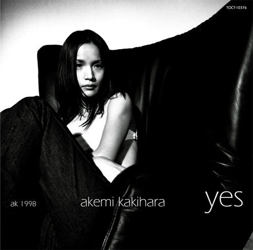 "AK Akemi Kakihara (柿原朱美) - Album ""YES"""