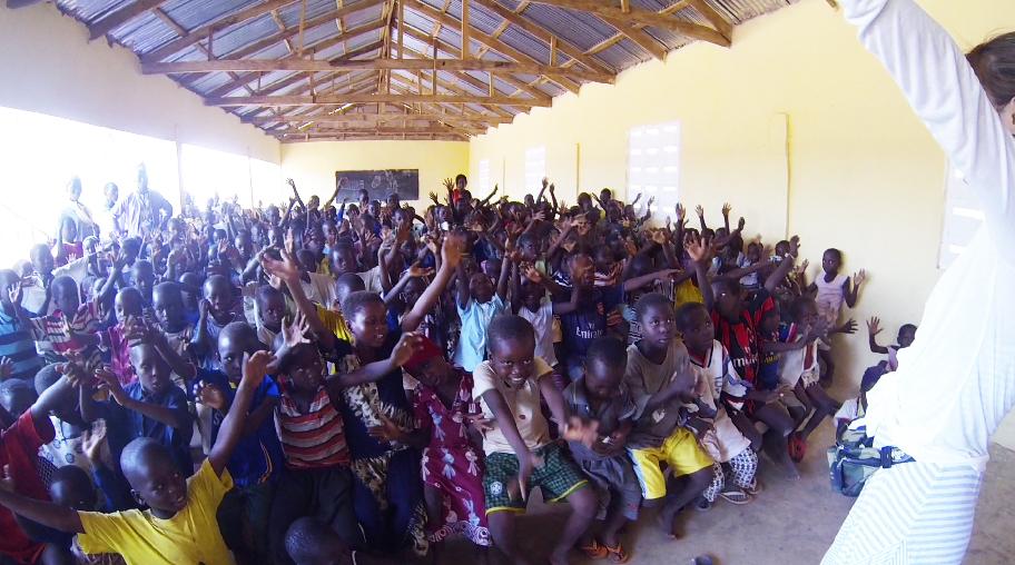 MY DREAM School, Bognayili, Ghana, Africa