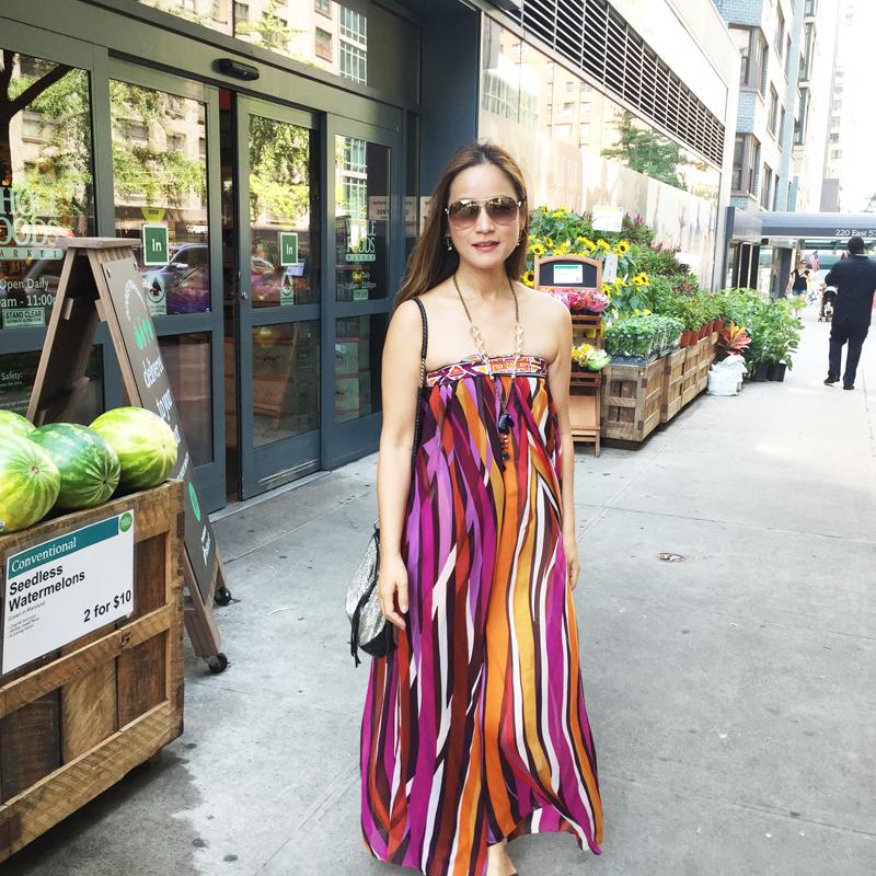 AK Akemi Kakihara, Midtown, New York, NY, Summer 2016