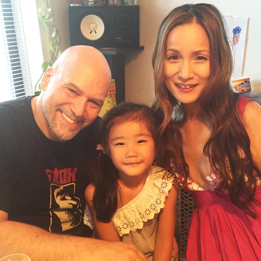 AK Akemi Kakihara & Danny Krivit & Princess Renka