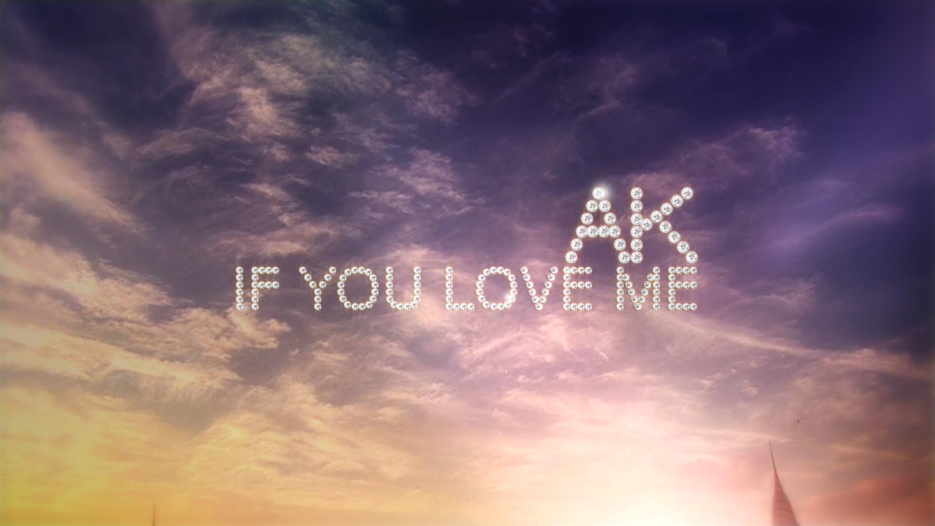 AK Akemi Kakihara - If You Love Me