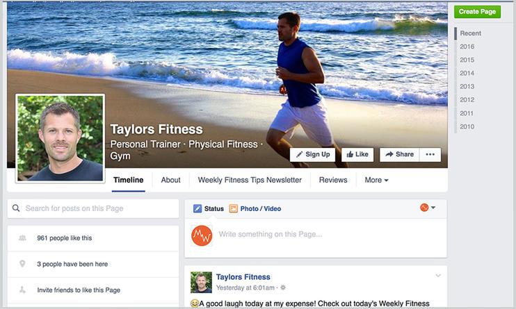 Social Media Services by Taylor Digital Marketing