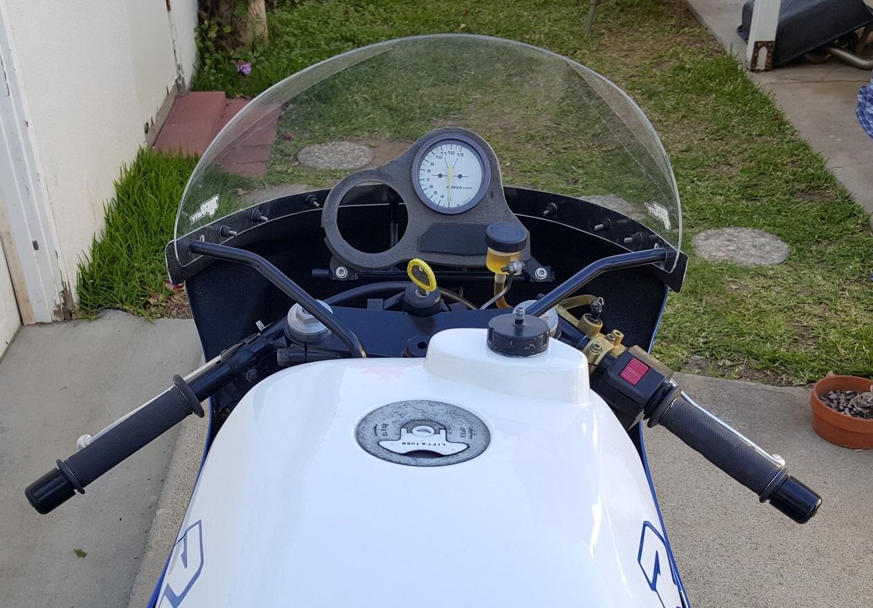 Suzuki Cockpit