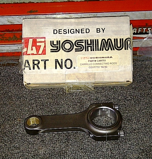 Yoshimura-Carillo Connecting Rod