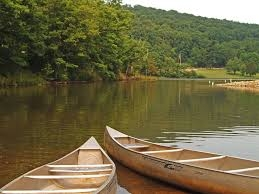 Located at the beautiful Mohican State Park in Perrysville, OH